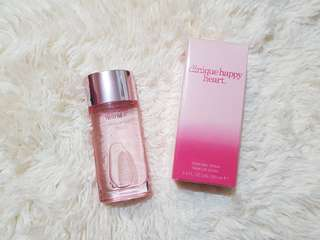 Clinique Happy heart US tester