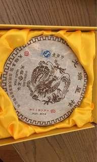 龍系普洱茶餅