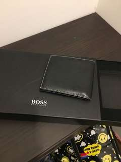 Hugo Boss selection wallet