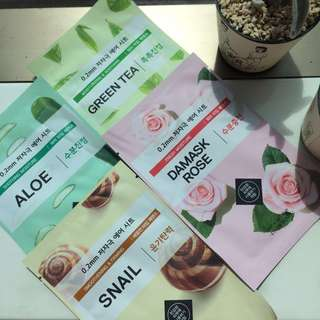Etude house mask