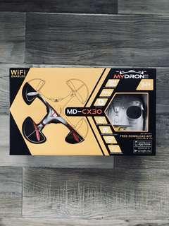 Drone WiFi-Ready Camera