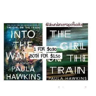 (ebook) Paula Hawkins Books