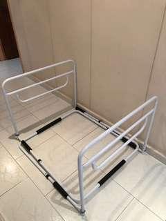 Bed guards for elderly