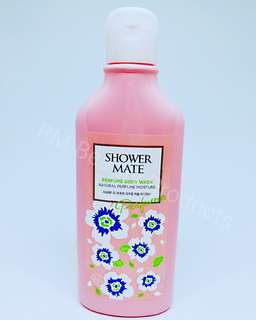 Aekyung Showermate Natural Perfume Moisture Body Wash 180g