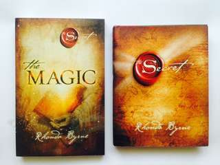 The Secret / The Magic - Rhonda Byrne