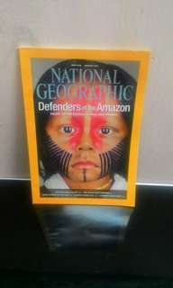 National Geographic: Defenders of the Amazon