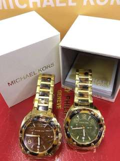 Mk watch new new sale
