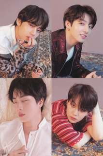 WTB/LF BTS OFFICIAL TEAR PC