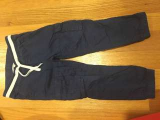 Boys long trousers