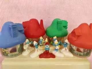 Smurfs Set