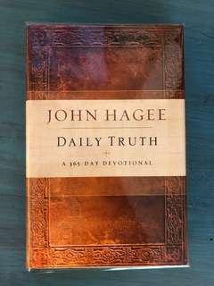 John Hagee daily truth 365 days devolutional