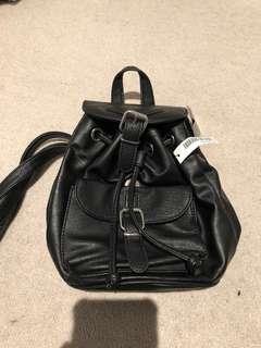 FOR GOOD SALE! Black Mini Bag Pack