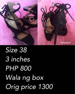 Preloved Shoes For Sale!!!!
