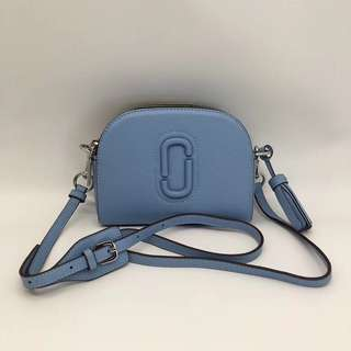 Marc Jacobs Camera Shutter Bag - light blue