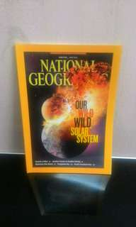 National Geographic: Our Wild Wild Solar System