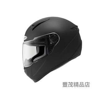 🚚 ZEUS 瑞獅 ZS-811 ZS 811 素色 全罩 安全帽 - 消光黑