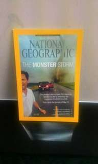 National Geographic: The Monster Storm