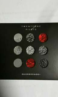 🚚 Blurryface cd