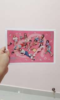 """WTS TWICE """"What Is Love"""" Pink ver. Album"""