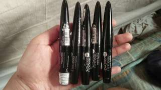 Eye liner liquid black