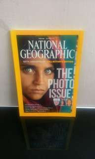 National Geographic: The Photo Issue