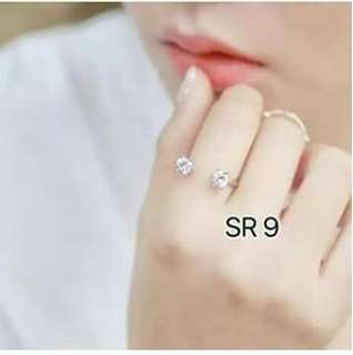 Stainless Adjustable Ring