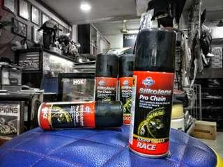 Silkolene Pro Chain lubricant