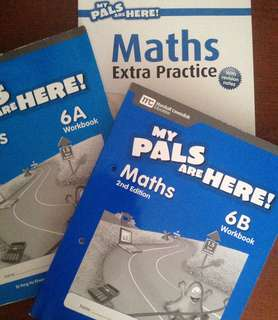 [NEW] MY PALS ARE HERE! Maths 6A 6B