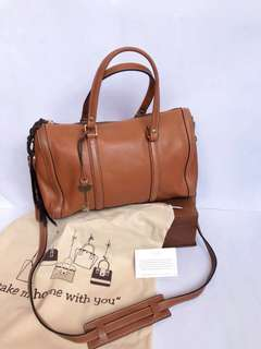 Fossil brown bag ori