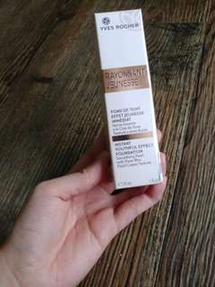 Yves Rocher Instant Youthful Effect Foundation