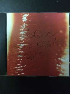 Cd 85 The Cure, Kiss Me