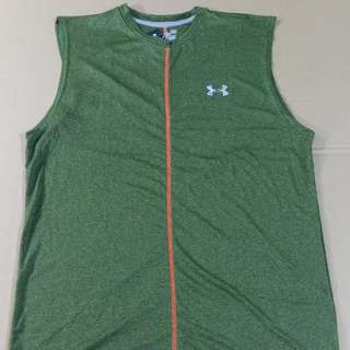 🚚 Under Armour quick-drying sports vest