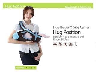 Hug Helper / baby carrier / 7 Colours