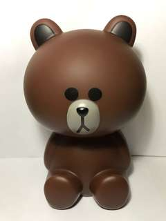 Line Friend Bear Coin bank