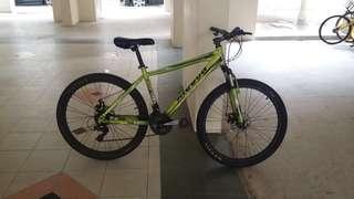 Aleoca mountain bike