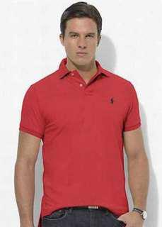 Ralph Lauren Polo Red relax fit