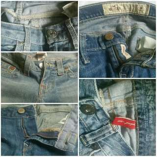 🚚 5 Pairs - Guess Gap True Religion Hollister Womens Jeans