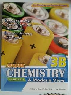 全新 Chemistry 3B HKDSE A Modern View Second edition