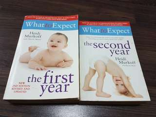 What to Expect (2 books)