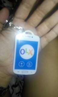Olx keychain