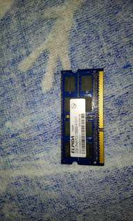 Elpida 2GB notebook ram