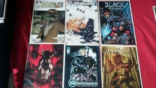 Random lot of #1s @ $1 per book
