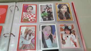 WTS TWICE What Is Love Photocards