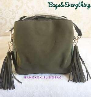 Bangkok sling bag