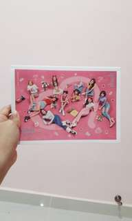 """TWICE """"What Is Love"""" Pink ver Album"""