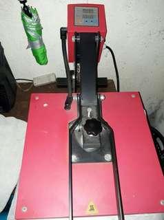 Heat Press For Tshirt A3/A4
