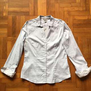 H&M slim cut blouse