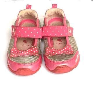 Stride Rite Disney Minnie Girl Shoes