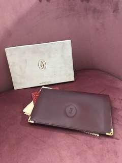 Cartier Vintage Wallet perfect condition