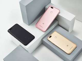 Xiaomi Redmi Mi A1 Smartphone 4/64GB Bisa Kredit Tanpa Cc